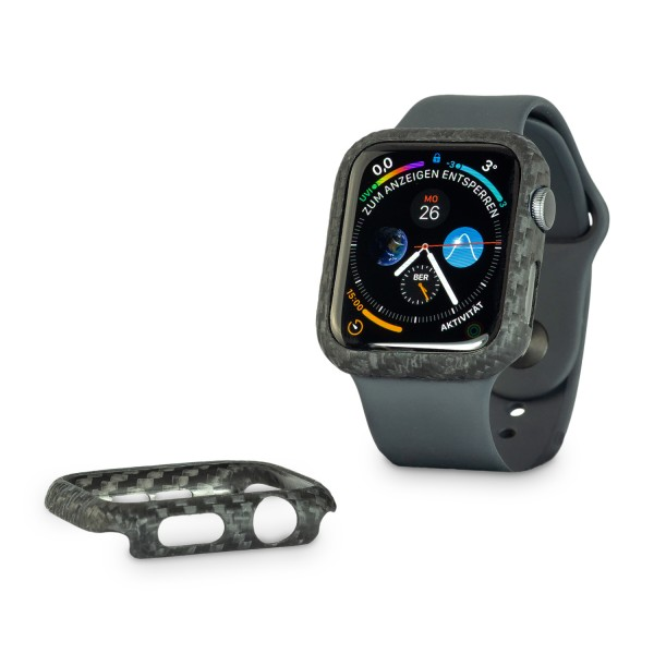 Carbon Cover Apple Watch 6 44mm