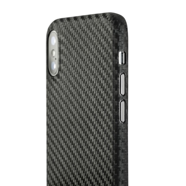 Magnetic Carbon Cover iPhone X