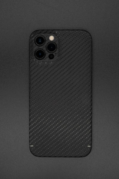 Carbon Cover iPhone 12 Pro