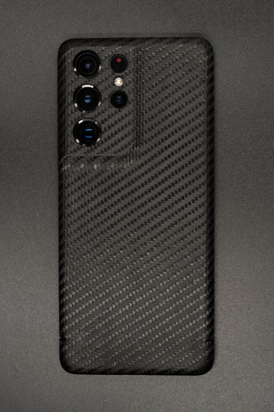 Magnetic Carbon Cover Samsung Galaxy S21 Ultra